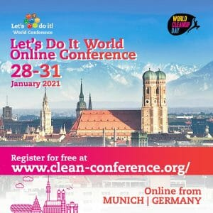 Clean Conference Munich 2021 Let's Do It World Conference