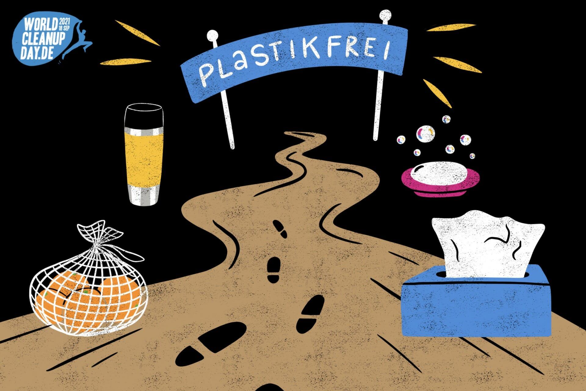 1. Schritt zu Plastikfrei