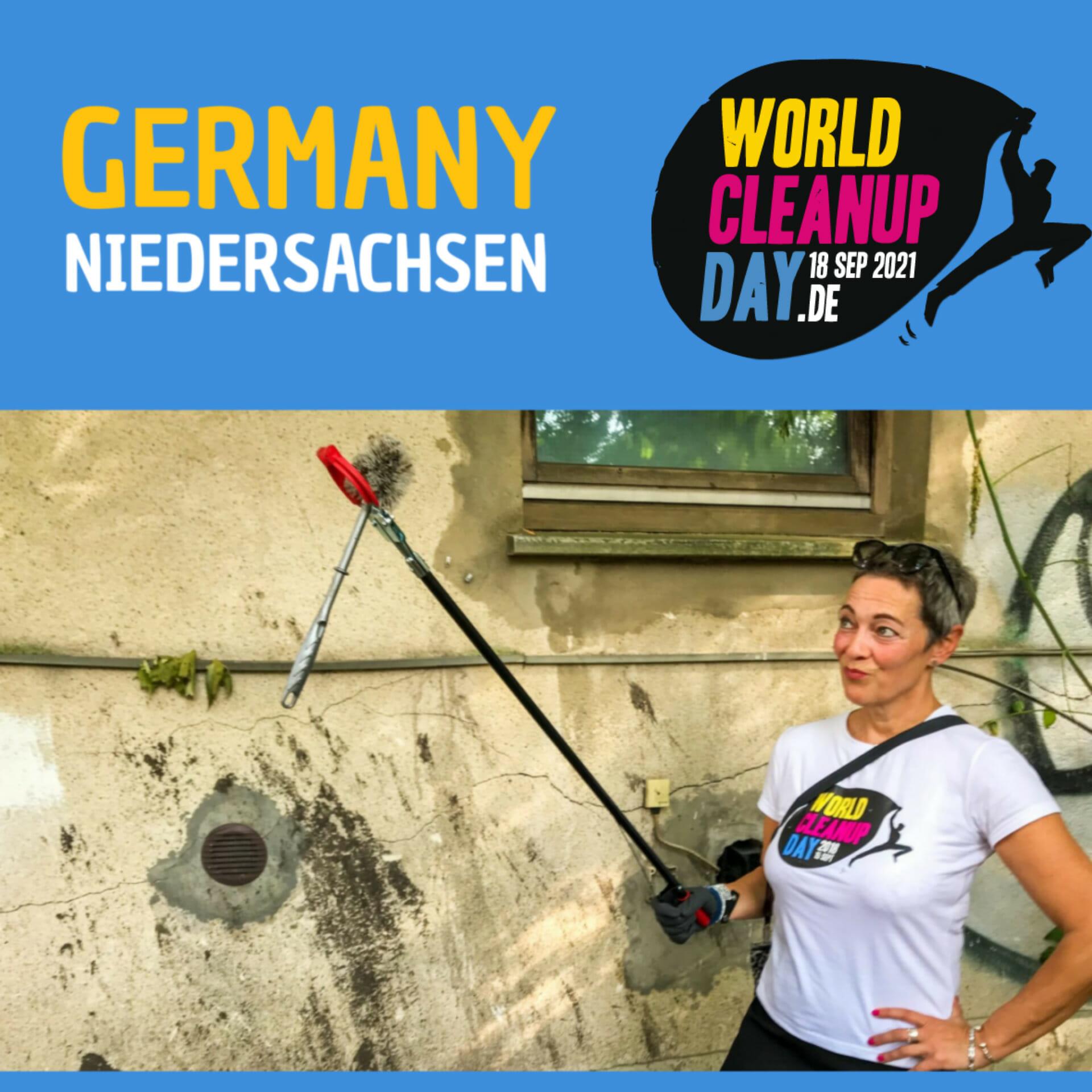 Cleanup Delmenhorst (Niedersachsen)