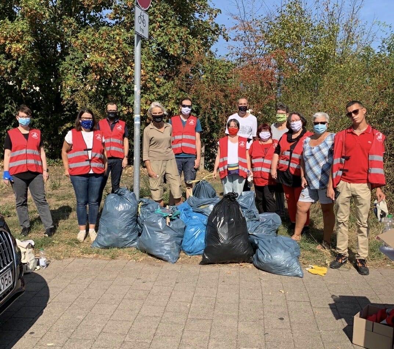 Cleanup Day in Malstatt (Saarland)