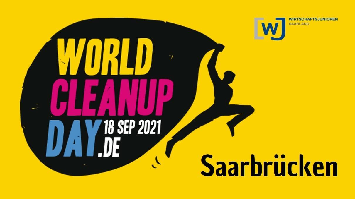 World Cleanup Day 2021 Saarbrücken (Saarland)