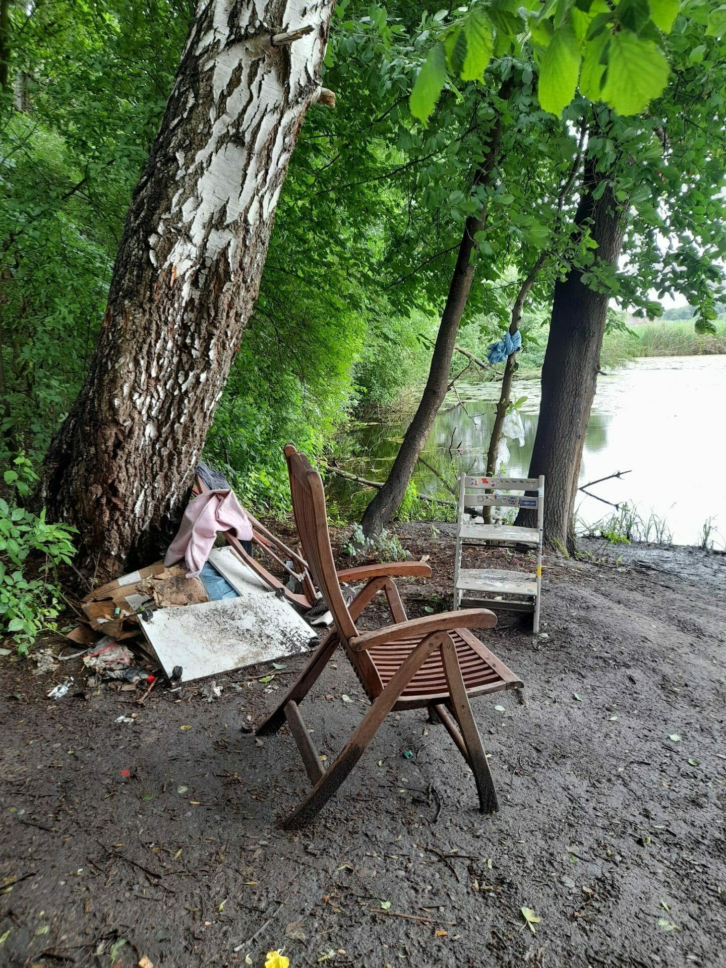Cleanup Rodenbach (Hessen)