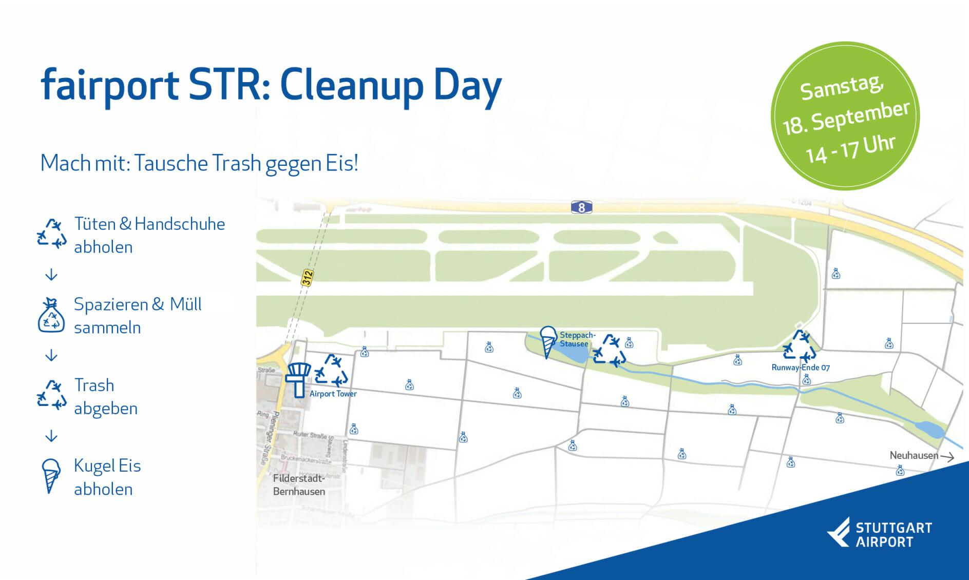 fairport STR Cleanup Day (Baden-Württemberg)