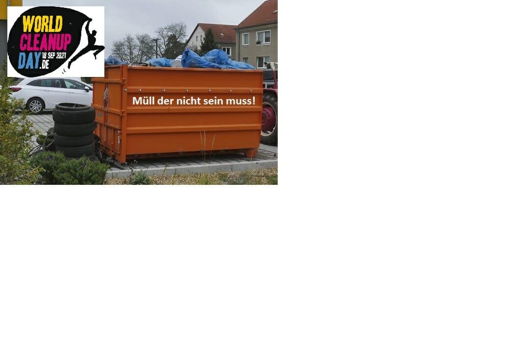 Gemeinsam für ein sauberes Oranienbaum-Wörlitz (Sachsen-Anhalt)