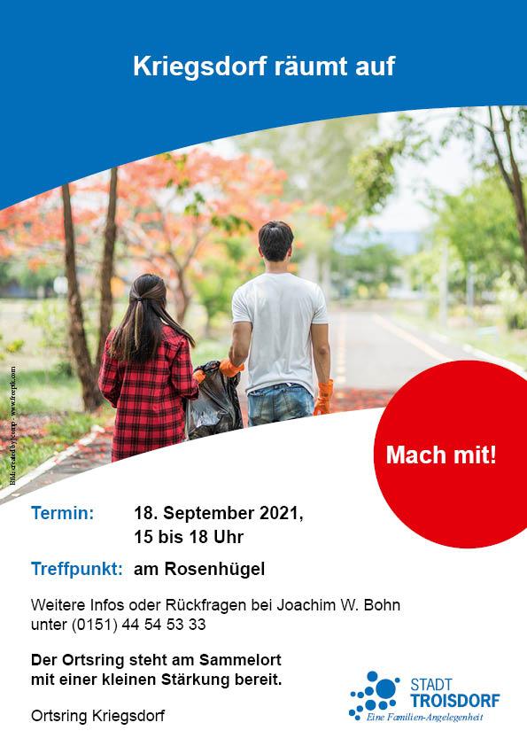 Zweite Kriegsdorfer Umwelttage - (Nordrhein Westfalen)