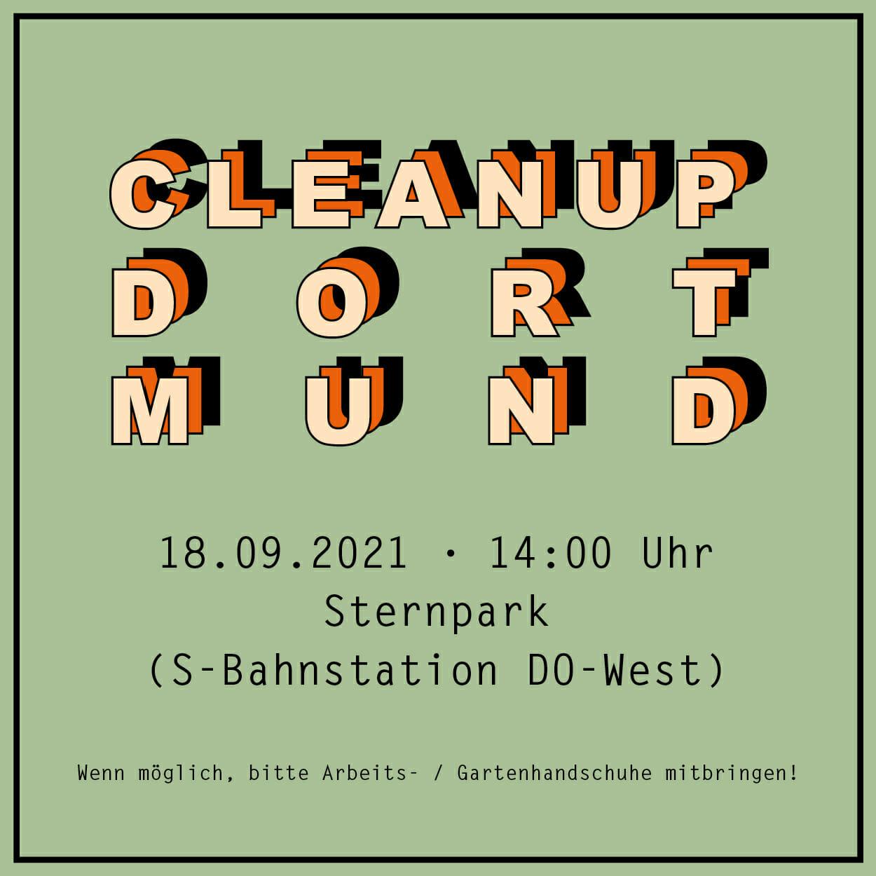 CLEANUP DO-West (Nordrhein-Westfalen)