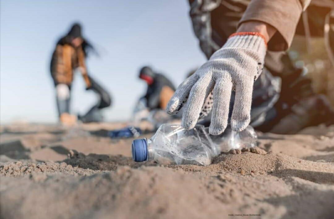 World Cleanup Day in Ibbenbüren (Nordrhein-Westfalen)
