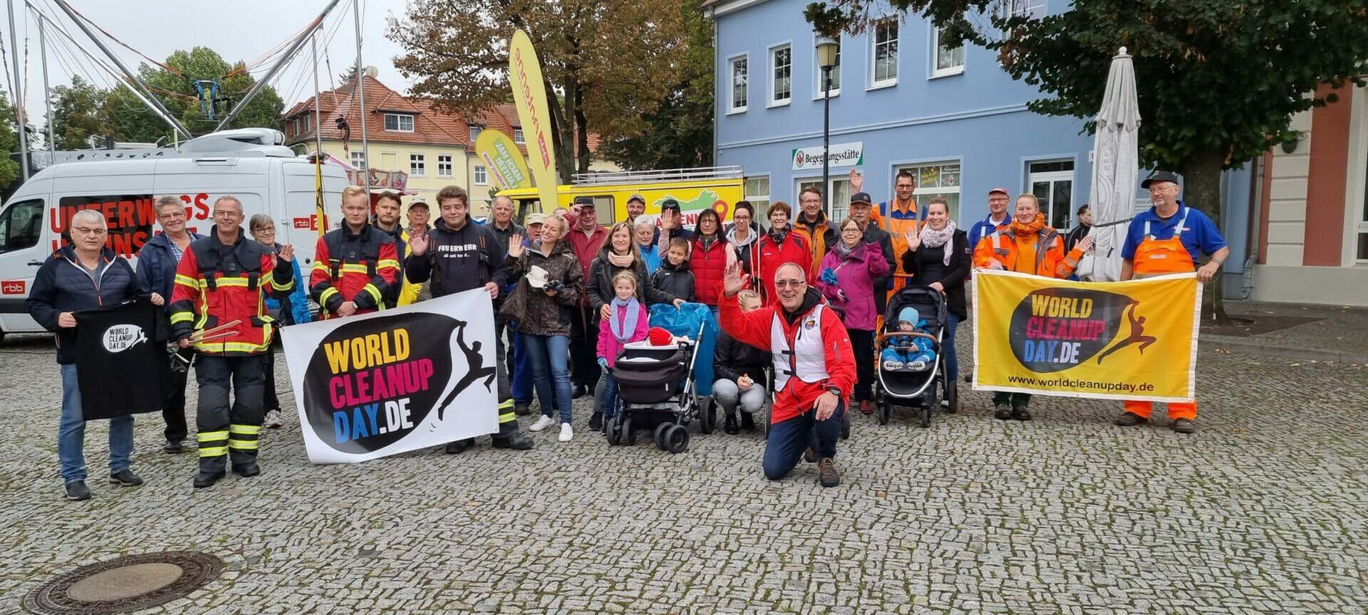 Seelow räumt auf! Für eine saubere Stadt und Region (Landkreis Märkisch-Oderland)