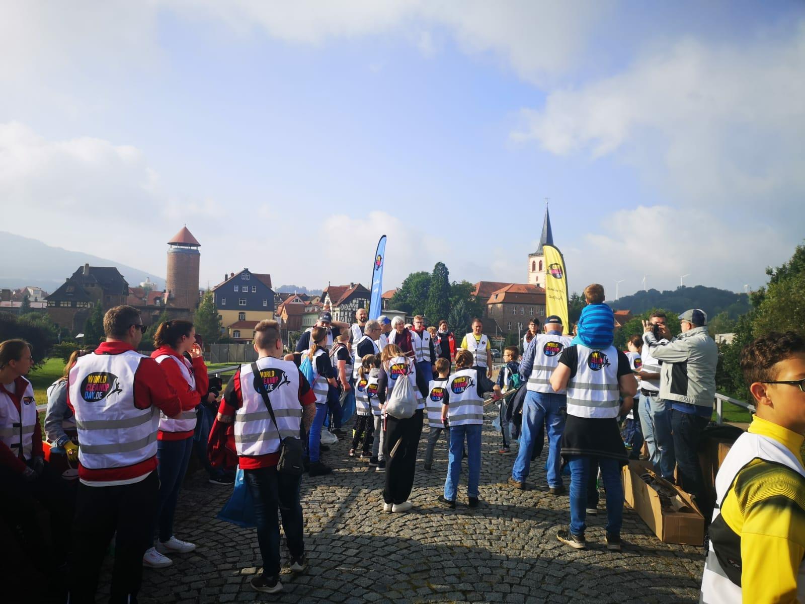 Nidderau Cleanup Day (Hessen)
