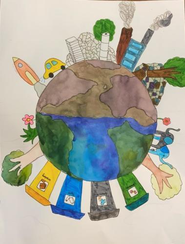 Jolien Ye World Cleanup Day
